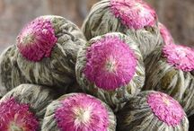 Flowering Tea / Elegant and scented. The most beautiful blooming tea balls.