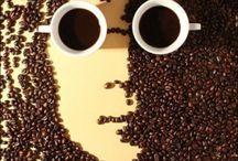Arte Grão De Café