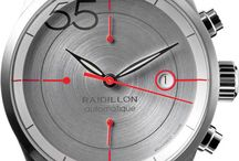 Raidillon Watches / Raidillon watches with innovative designs made in Belgium, with high quality Swiss mechanisms. Small marvels of aestheticism and technical excellence that are right in line with the times, a chic sporty appearance, without disowning the watchmaking tradition from which they emerge. http://www.jurawatches.co.uk/collections/raidillon