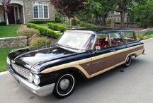Ford / Classic Ford Restoration Projects