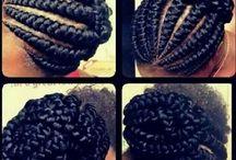 Hair hives