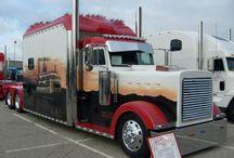 big trucks / by Darla Denning