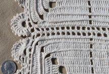 vintage croché