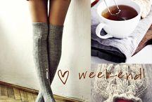 I love Weekend! / by Veronique Leduc