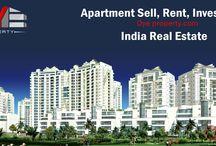Residential Property / Types of #ResidentialProperty in India #Flatsinnoida, Residential Plots Land, etc