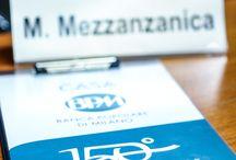 """BPM Tour - Legnano / Il 31 marzo è iniziato il """"BPM tour, insieme da 150 anni"""", il viaggio intrapreso da BPM attraverso i territori di riferimento al fine di presentare le iniziative promosse per il 150° anniversario.   Ad ospitare la prima tappa è stata la sede della storica Banca di Legnano (incorporata dal 2014)."""