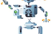 Robots/mecatroniks / Para los chicos amantes de los robots