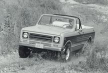 International Scout / International Scouts became International Harvesters #1 selling truck.