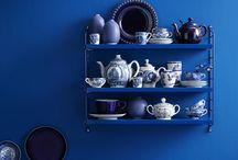 Bleu blue blue