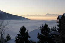 Val d'Anniviers Wonders / Amazing scenic landscapes and lookouts around Val d'Anniviers