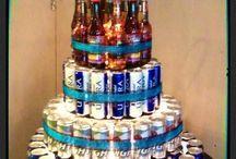 Beer cakes