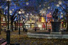 Christmas Lights - London