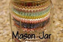 Mason Jar Madness!