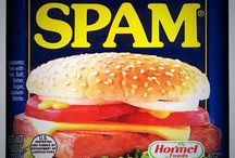 SPAM  / I tried Spam a few weeks ago & I Love it !!!  Just like most of you I always avoided it because it looked gross...not so anymore.