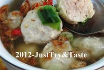 Indonesian food / All about indonesian food