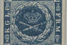 Stamps-Dinamarca