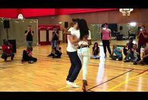güzel kızombo / harıka dans