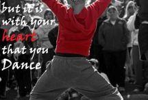 DANCE / by Farrah Farley