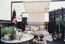 balkony,garden