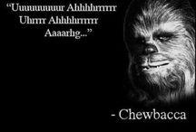 Star Wars Geek / by Stephanie Chambers