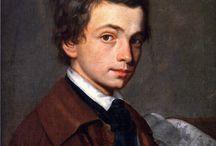 arte - Alexandre Cabanel (1823-1889) / arte - pittore francese