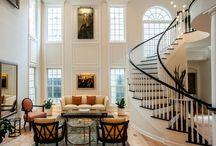 Classic Living Rooms
