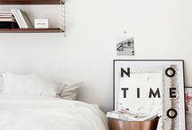 Bedroom / by Anna Zielinska