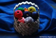 Wielkanoc / Easter  / Propozycje na stworzenie interesujących dekoracji wielkanocnych.