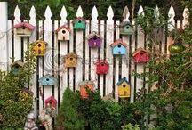 Gardening/outdoor creations / #gardening / by Debi Stucky