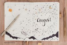 Month for diary