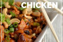 King pao chicken