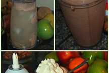 Smoothies / by Bonnie Verdon Forwick