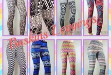 Leggings / Best leggings ever! Super soft, cozy, sexy and affordable!!  Check them out at www.mybuskins.com/#tamarahardman