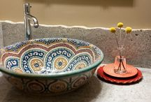 Ванная и раковины