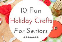 Aged Care Crafts