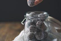 Healthy bliss balls