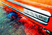 Ford / by Jim Burbridge