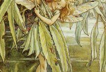 Kibbe flower fairies