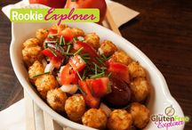 Gluten and Dairy Free Recipes for Novice Explorers / Gluten and dairy free recipes for Novice Explorers.
