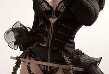 steampunk kostým