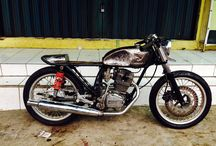 Cafe Racer / Return of the Cafe Racer