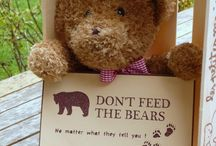 Preschool teddy bear picnic week / by Jill Nelson