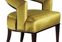 decor -- furniture and objets / desks, lighting, bar carts,  / by sonal chokshi