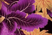 Floral textiles