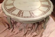 a shabby chic furniture