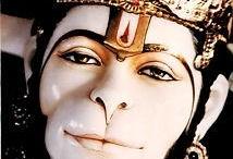 Lord Hanuman / by Preetha Suresh
