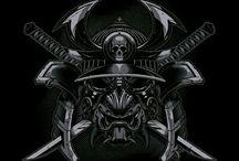 tattoo Samurai