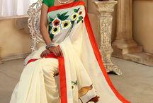 Saree suits you