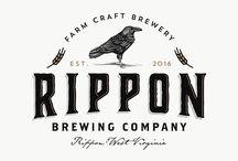 brewing company logos