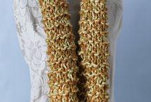 Knitting - BIG NEEDLES